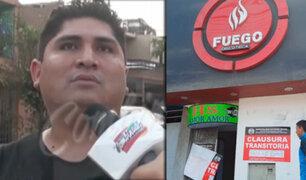 Combinado: dueño de discoteca Fuego habla sobre caso de violación
