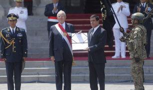 Chavín de Húantar: PPK condecora a comandos de la operación de rescate