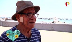 Servicio militar lo separó de su hijo hace 64 años y desde entonces lo busca incansablemente