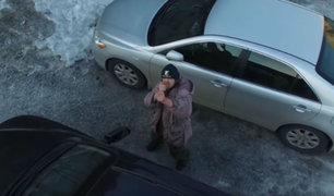 Rusia: Un hombre escapa aterrorizado de un 'ovni' que resultó ser un dron