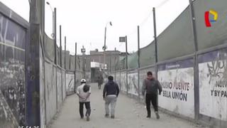Denuncian constantes asaltos ante falta de puente Bella Unión