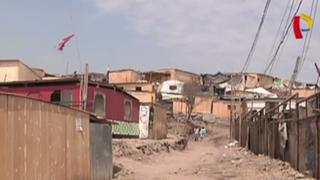 Cantagallo: familias vuelven a colocar viviendas sobre terreno