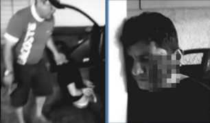 Atrapan a delincuente antes que huya con auto robado en Huaral