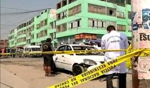 SMP: dos heridos tras balacera en centro comercial Unicachi