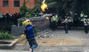 Gobierno venezolano denuncia ataque a hospital infantil