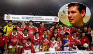 Miguel Llanos: campeón de la Sudamericana es el DT de los 'Santitos'