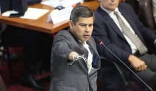 Luis Galarreta: Voltear la página no es dejar de criticar al Gobierno