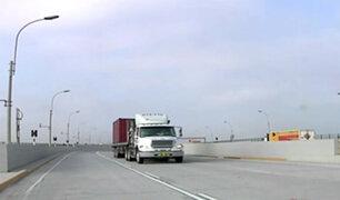 Túnel Gambetta permitirá ampliación del aeropuerto Jorge Chávez