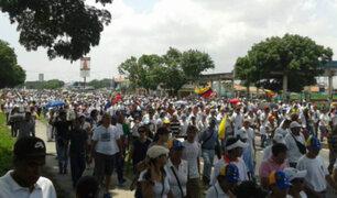 """Venezuela: """"Marcha del silencio"""" en homenaje a manifestantes fallecidos"""