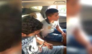 Detienen a mototaxista que intentó sobornar a policía en Chiclayo