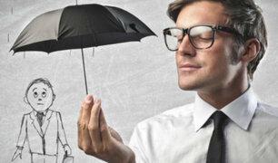 El hombre bajo la lluvia: ¿Cómo dibujarlo en una entrevista de trabajo?