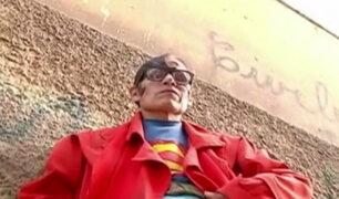 Avelino Chávez: el drama de un superhéroe de carne y hueso