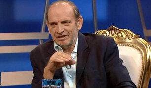Yehude Simon niega irregularidades en proyecto Olmos durante su gestión