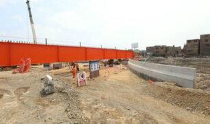 MML: avance de obras en nuevo puente Bella Unión está al 60%