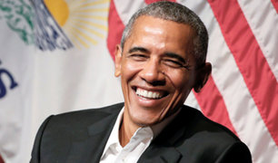 Barack Obama reaparece impulsando a jóvenes estadounidenses
