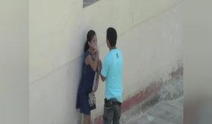 Tumbes: joven embarazada se desmaya y cae tras acalorada discusión con pareja