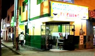 Policía en retiro y su hijo son baleados en San Juan de Lurigancho