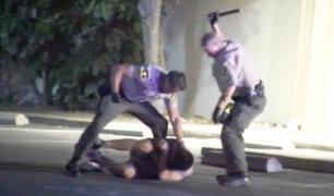 Se registra brutal golpiza a hombre con problemas mentales en San Diego