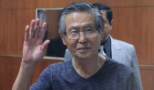 Constitucionalistas analizan posible indulto a Alberto Fujimori