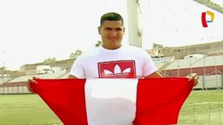 Diego Mayora quiere reemplazar a Paolo Guerrero en selección peruana