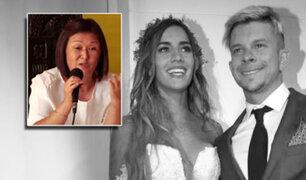 Juez decidirá si declara nulo matrimonio de Mario Hart y Korina Rivadeneira