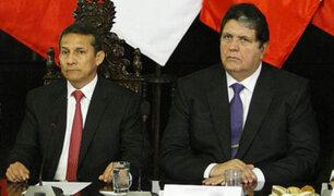 Ollanta Humala: No es posible que Alan García no supiera de las interceptaciones