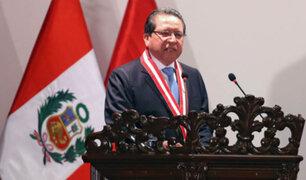 Fiscal de la Nación: Interceptación a Ollanta Humala fue con orden judicial
