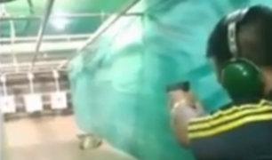 Detienen a técnico de la FAP que facilitaba instalaciones para entrenar a sicarios