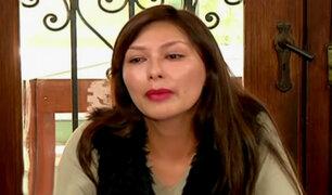 Arlette Contreras pidió transferir su caso a Lima por falta de garantías en Ayacucho