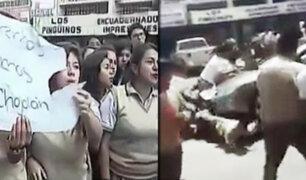 Conductor atropelló a 13 estudiantes y luego huyó en Guatemala