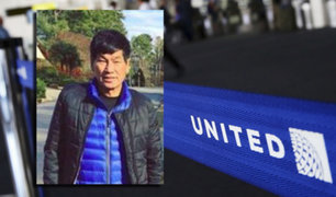 United Airlines llega a un acuerdo con pasajero sacado a la fuerza de avión