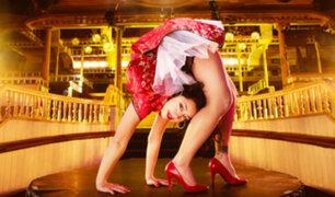 Mujer bate tres récords Guinness de contorsionismo
