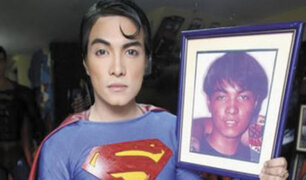 Filipino se ha operado 19 veces para ser igual a Superman