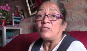 Teresa Ávila reitera que Ollanta Humala es responsable de muerte de su hermana