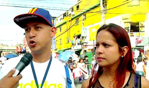 La conmovedora realidad de los venezolanos que residen en Perú