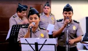 """Orquesta de la policía lanza su versión  de """"Despacito"""" de Luis Fonsi"""