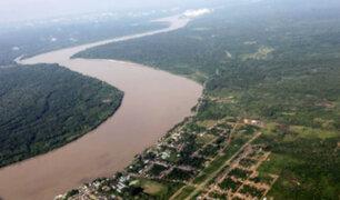 Senamhi: mantiene alerta roja en río Marañón por incremento del caudal