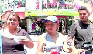 Venezolanos piden estatus jurídico para trabajar en Perú