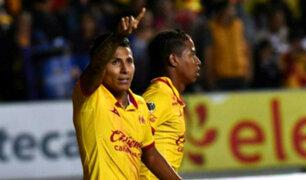 Andy Polo y Raúl Ruidíaz anotaron los goles en la victoria del Monarcas