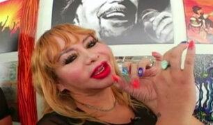 Los mil y un perdones de Susy Díaz