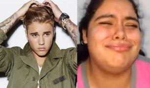 Fanáticas que enloquecieron al escuchar remix de 'Despacito' con Justin Bieber