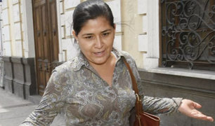 Fiscalía pide 35 años de cárcel para excongresista Nancy Obregón