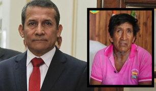 Defensa de Humala resta credibilidad a testigo de caso Madre Mía