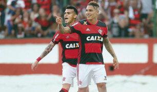 Torneo Carioca 2017: Flamengo venció 1-0 a Fluminense en ida final