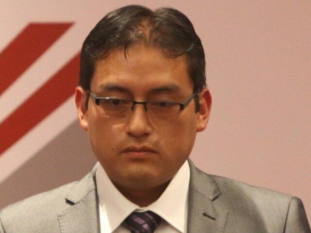 Áncash: gobernador Enrique Vargas fue condenado a 5 años de prisión efectiva