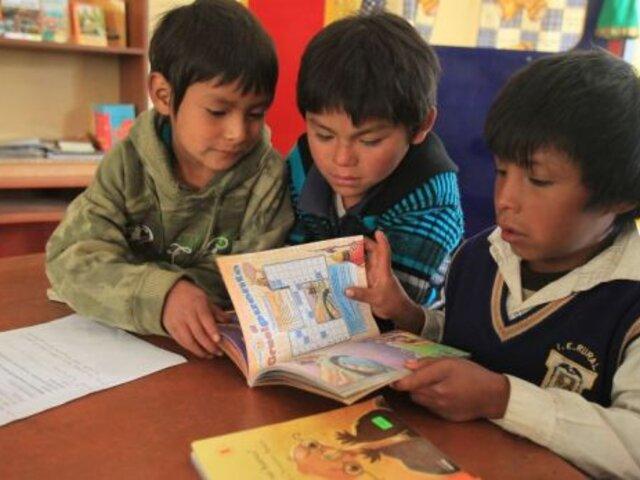 Congreso aprueba la implementación del Plan Nacional de Fomento de la Lectura