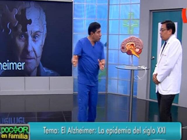 Doctor en Familia: recomendaciones para una detección precoz del Alzheimer