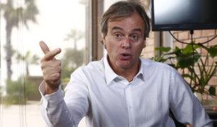 Carlos Basombrío niega que inteligencia siga a ministro Jorge Nieto
