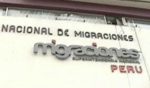 Migraciones declaró nula apelación de chica reality y pide su salida del país