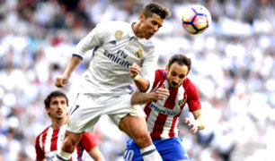 Real Madrid vs. Atlético de Madrid: por semifinales de Champions League